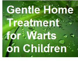 Warts on Children